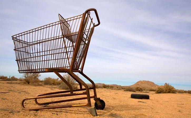 Diminuir Abandono Carrinho de Compras
