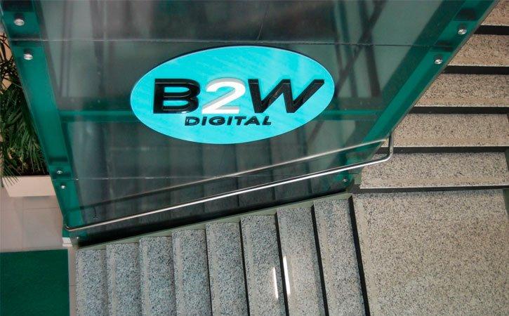 Vendas Grupo B2W