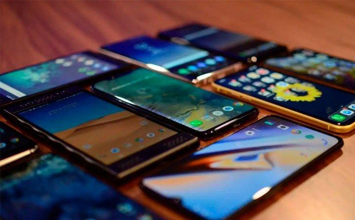 Vendas de Smartphones pela Internet