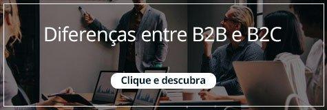 Chamada B2B e B2C