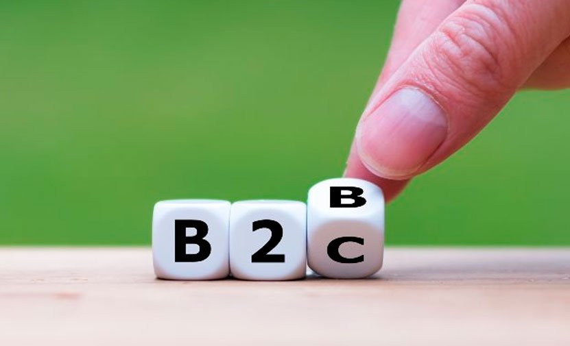 O que é B2B e B2C?