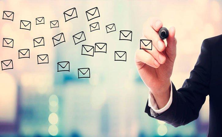Envio ofertas e-mail marketing
