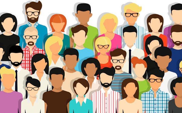 Personalização de Público