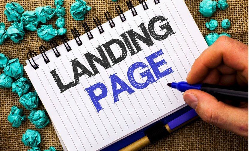 Landing Page o que é?