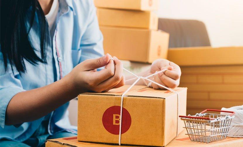 Gestão Logística E-commerce