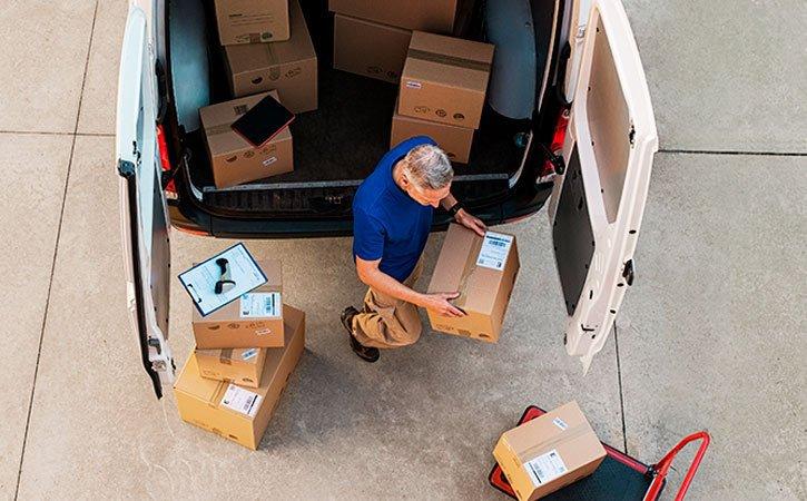 Recebimento Mercadorias E-commerce