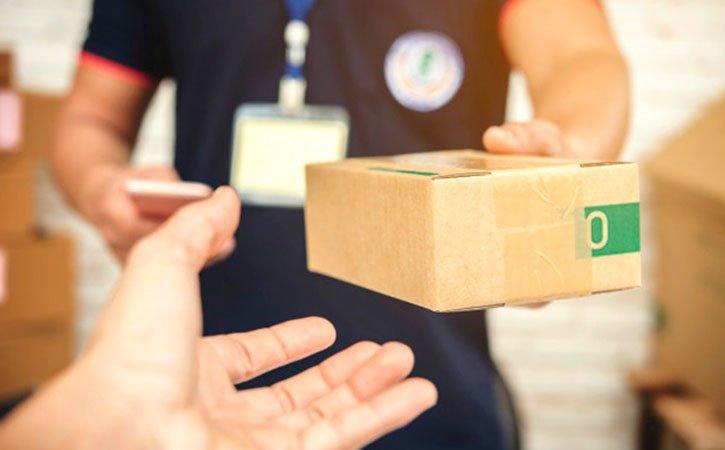 Entrega de Produtos no E-commerce