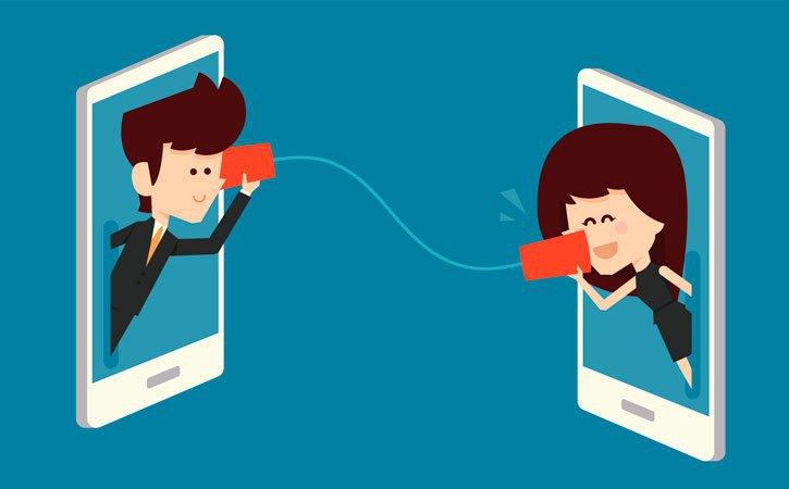 Comunicação com clientes