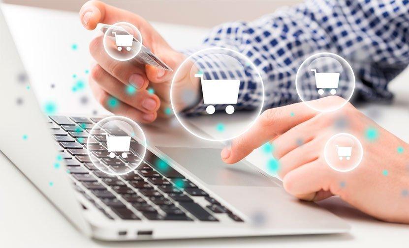 Presença Lojas Online e E-commerce