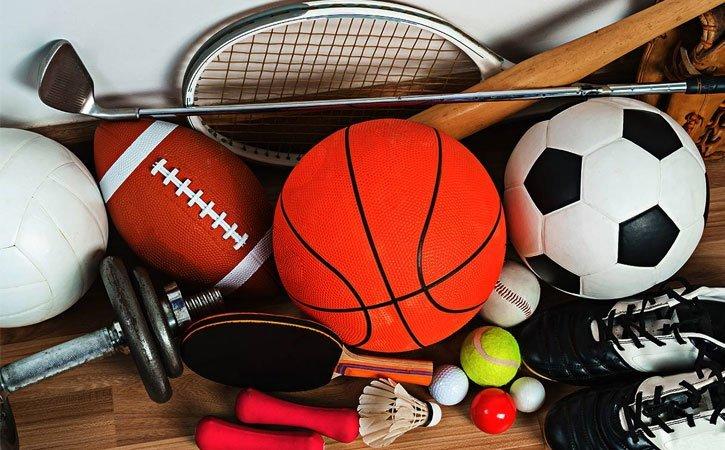 Mercados do E-commerce esportes e lazer