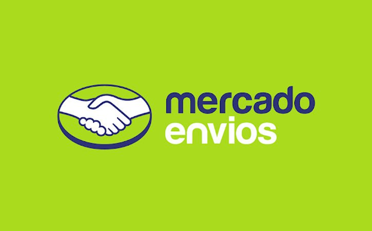 Mercado Envios Logomarca