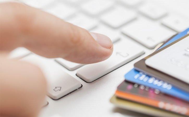 Opções de pagamento no E-commerce