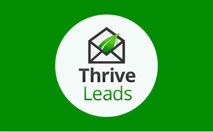 Thrive Leads Plataforma