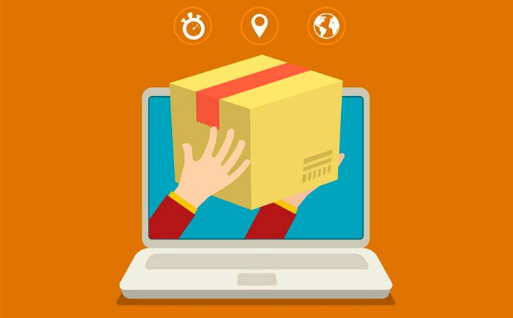 Transportadora e E-commerce