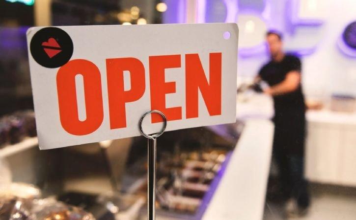 Loja sempre aberta