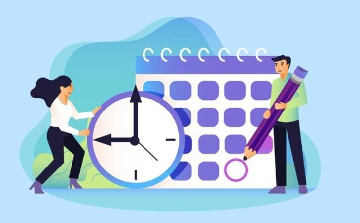 Horários flexíveis para vender pela Internet