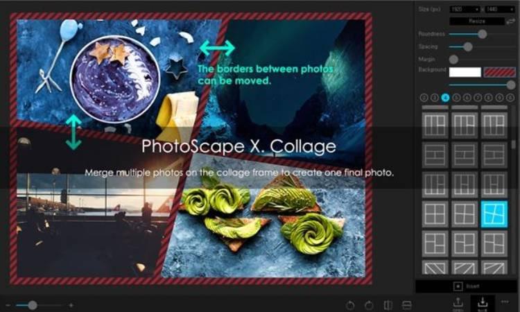 Editor de imagens para E-commerce Photoscape